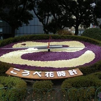 こうべ花時計 ~2013・巳~