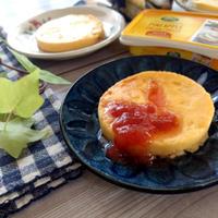 デンマーク王室ご用達ブランドで簡単チーズケーキ♫アーラ パイナップル クリームチーズ