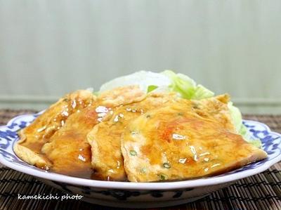 薄焼き玉子で「簡単蟹カマ玉」&お弁当に最適!「牛肉の甘辛卵炒め」