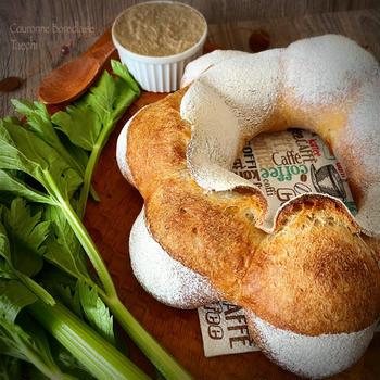王冠のパン クーロンヌ・ボルドレーズ フーディストアワード2020
