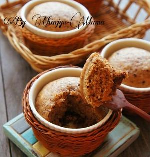 [簡単!あっという間に完成!]フライパンで生チョコ蒸しパン