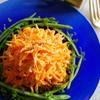 人参とオレガノの簡単サラダ