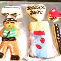 お誕生日クッキー