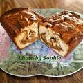 ドゥルセ・デ・レチェ入りパウンドケーキのレシピ