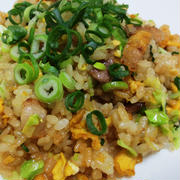 生姜風味のキャベツ炒飯【香りさわやか♪】