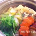 【超簡単!万能♪】ばあばの18番!白出汁でお鍋の素