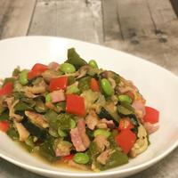 【ボーソー米油部】夏野菜の和風ラタトゥイユ
