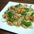 「野菜炒め」の人気検索でトップ10入り★【動画レシピ】鶏むね肉と野菜のオイスター炒め♪
