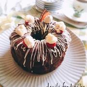 デビルスフードケーキ/ヴィエノワ