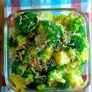 15分以内で完成!「ブロッコリー」が主役の簡単レシピ