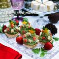 15分♪ パクチーマッシュポテトのクリスマスツリー by いくみさん