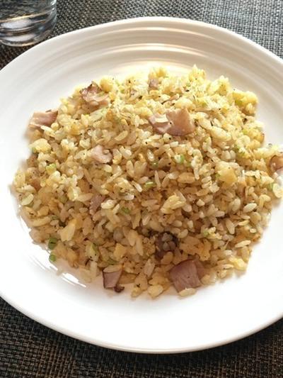 炒飯2皿目【基本のチャーハン、その2】 この作り方で驚くほどパラパラになる!