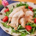 和風のコク!レンジで鶏むね肉の味噌漬けのレシピ