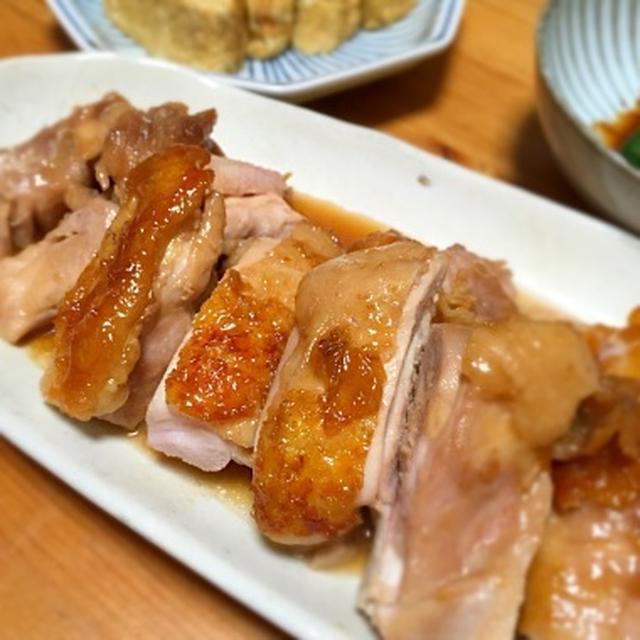 ☆鳥モモ肉の照り焼き