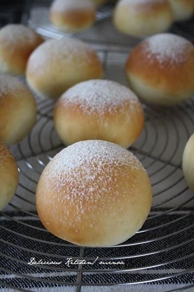 ふわふわのクリームパン ~レシピ~