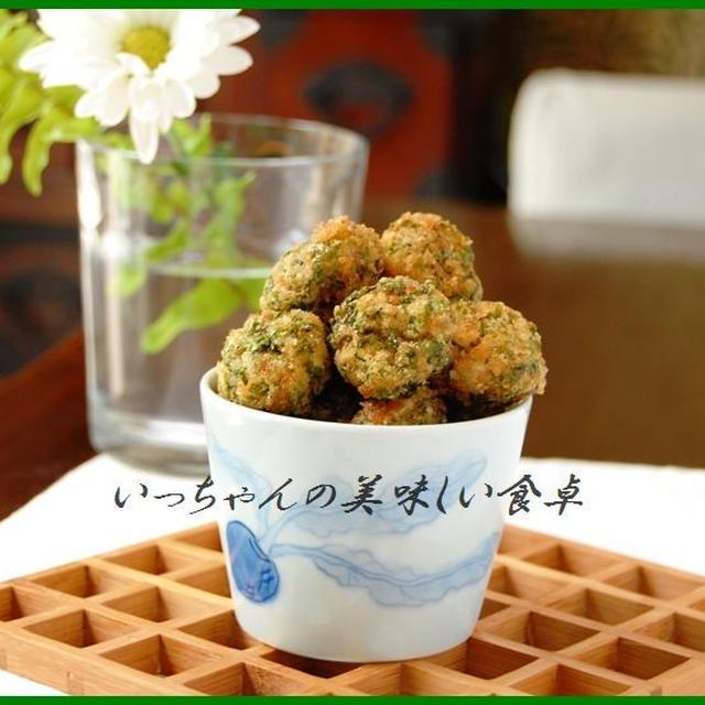 おしゃれなおつまみ☆マッシュルームの磯辺揚げ&お料理@LEEのいっちゃんレシピでお料理教室速報!!