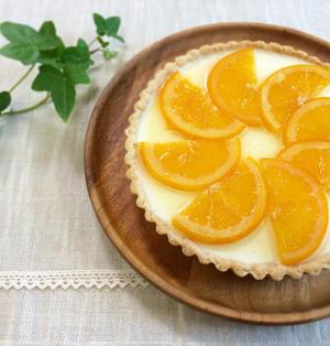 バターを使わないタルト生地【レシピ】