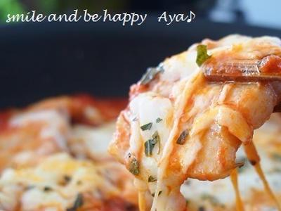 >豚肉のトマトチーズ焼き♪ by Aya♪さん