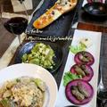 ◆バターナッツカボチャグラタンと牡蠣のオイル漬けのおうちごはん♪ by fellowさん
