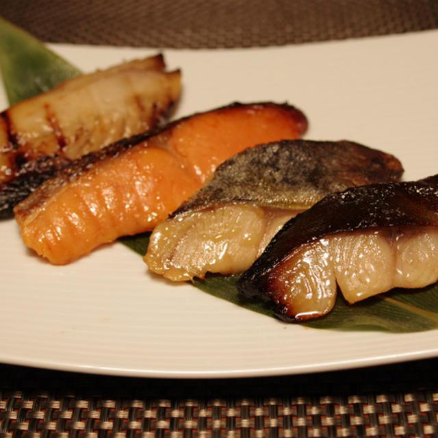 魚久の京粕漬