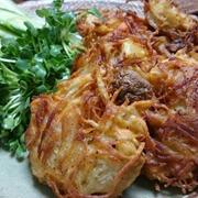 エスニックの香り野菜揚げ(レシピ)