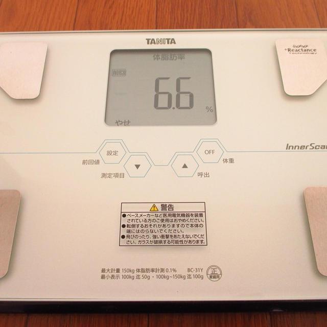 体脂肪率と風邪