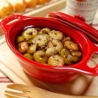 ハウススパイスクッキングバルメニュー「アヒージョ」deお手軽!簡単!!本格アヒージョ Professional ajillo make handy cooking -Recipe No.1492-
