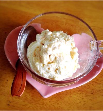 リジュベラックで豆乳ヨーグルト。