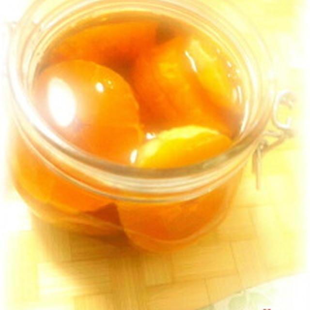 オレンジのフルーツブランデー