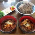 【家ごはん】 蕎麦、きしめん、うどん 麺Day☆ 3日分まとめ [レシピ]