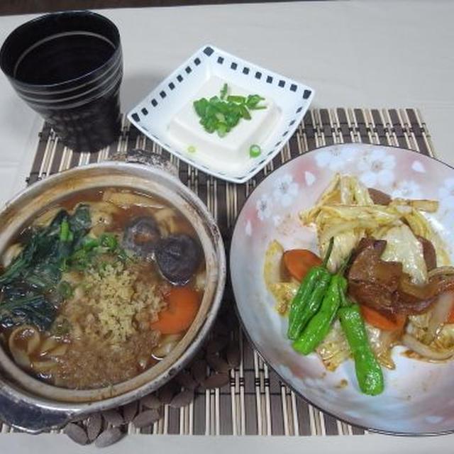 和食から洋食まで簡単メニューを