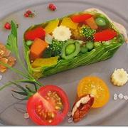 野菜のテリーヌレッスンご参加ありがとうございました♪ 木曜&昨日のレッスンご紹介します^^