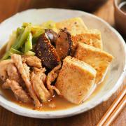 せせりの鶏肉豆腐、フーディストノート