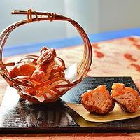 鮭ザンギ ☆ 赤ワイン香るタレバージョン