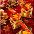 *クリスマス★サーモンのプチ・ポキ丼♪