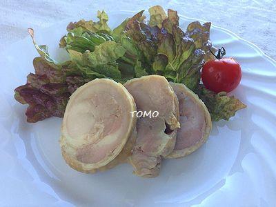 おつまみにも♪炊飯器 de エスニック鶏ハム