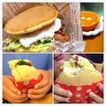 朝食やブランチに♪「パンケーキサンド」 by ATSUKO KANZAKI (a-ko)さん