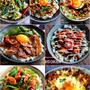 ♡一皿de大満足♡丼レシピ7選♡【#簡単#時短#節約】