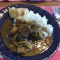 ごまが香る 圧力鍋でほどけるお肉の「黒ごまポークカレー」 レシピ02