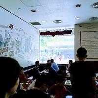 シンガポール4日目~カヤトーストde朝ごはんとマルシェ313のランチ