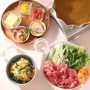 「きつね丼」と「うにくしゃぶ」と和食の日