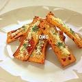 掲載していただきました♪「おつまみにも♪ぽりぽり食べられる高野豆腐ラスク~イタリアン風~」