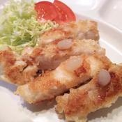ジューシー鶏むね肉フライ〜レモンペースト添え〜!