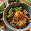 焼肉のたれde♡簡単♡ビビンパ丼【#簡単レシピ#時短#節約#レンジ#ランチ】