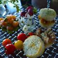 しそ梅生姜焼きの ハーブライスバーガー お弁当 うちカフェ ~ スパイス大使 ~ by 青山 金魚さん