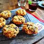 チョコ&コーンフレークのクッキー