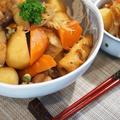 ■和のおかず【豚肉ジャガの美味しい煮付け方/yasukon20さんへ つくれぽお礼^^】