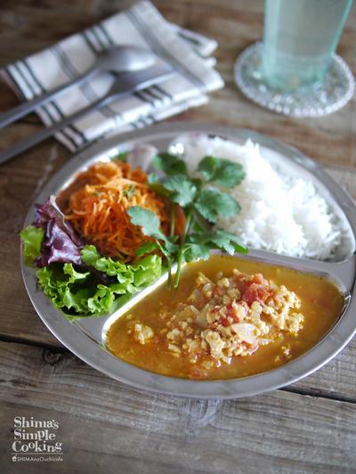 暑い季節ににおすすめ|キーマカレーレシピ3選|&|キーマカレーと美味しい付け合わせ