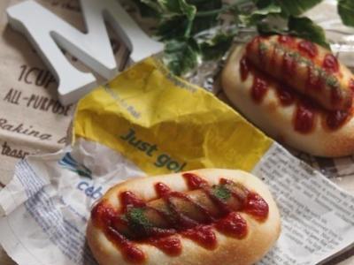 >ウインナーパン♪ by mai*さん