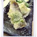 かますの天ぷら